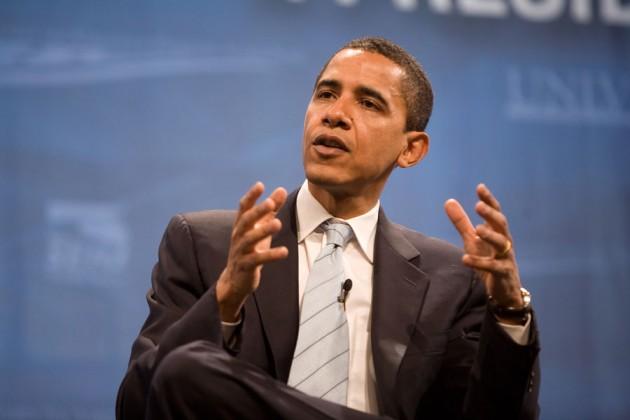 U.S. President Barack Obama. PHOTO Center for American Progress Action Fund