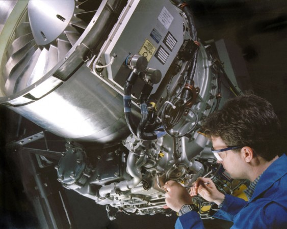 Magellan Aerospace provides castings to Pratt & Whitney Canada for a number of engine programs. PHOTO P&WC