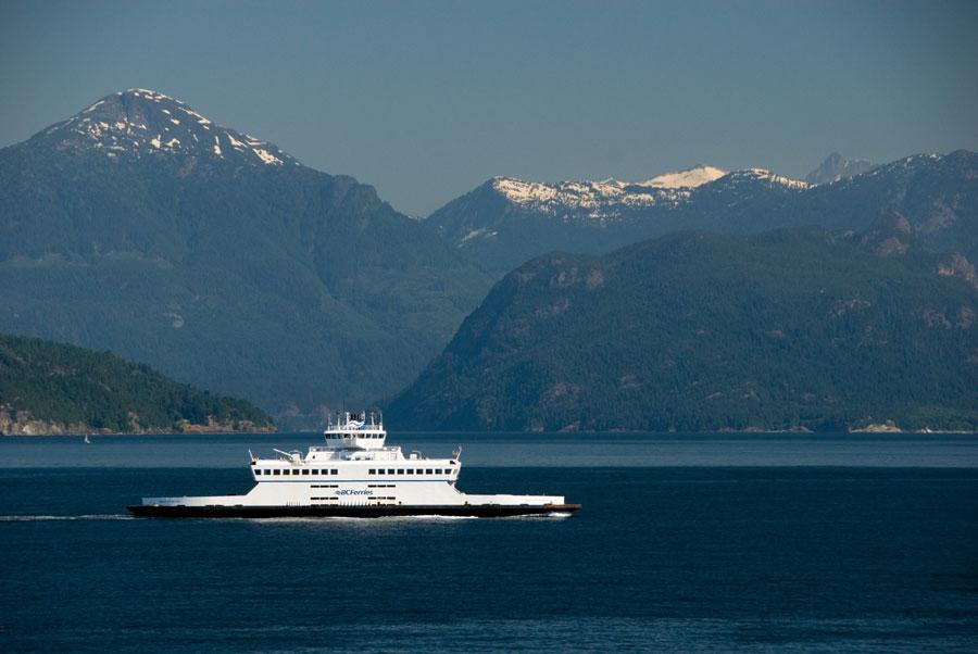 PHOTO BC Ferries