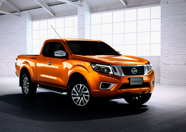 The NP300 platform, sold under the name Navara or Frontier, depending on the market, was launched in June 2014