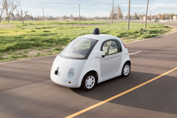Google's prototypes are assembled in suburban Detroit by Roush Industries. PHOTO: Google