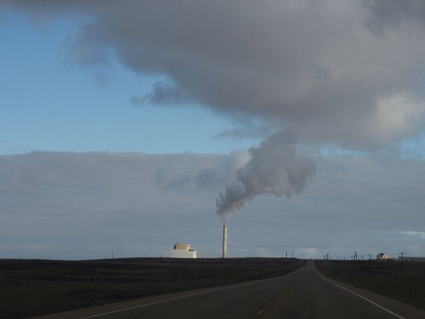 The 760-MW Sheerness coal generating station, located southeast of Hanna, Alta. PHOTO Paul Jerry PHOTO Paul Jerry