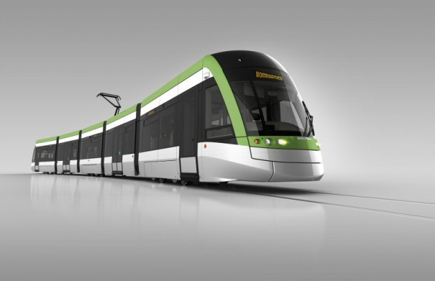 Bombardier will provide 30 years of maintenance on the rail cars it will build for Toronto's Eglinton Crosstown. PHOTO: Bombardier