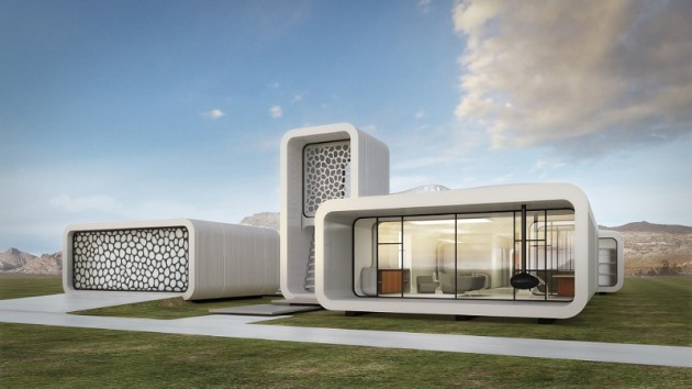 World's first 3D printed office set to be built in Dubai. PHOTO Museum of the Future