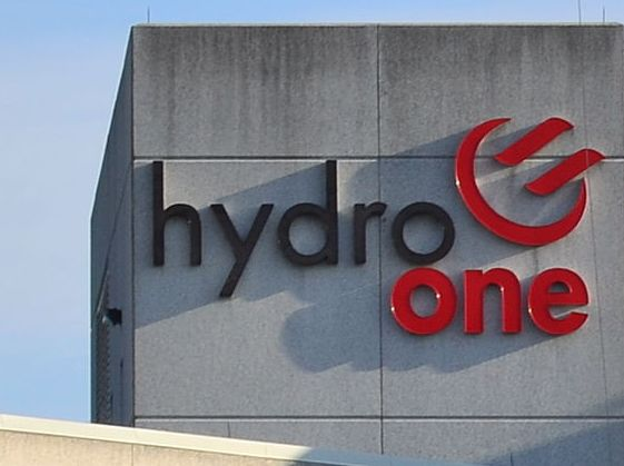 Hydro One Networks in Markham, Ont. PHOTO By Raysonho, via Wikimedia Commons