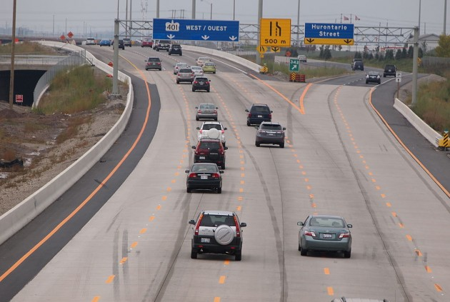 The new standards are designed to cut down on air pollution caused by vehicles on Canada's roads. PHOTO: Ryan Stubbs, via Wikimedia Commons