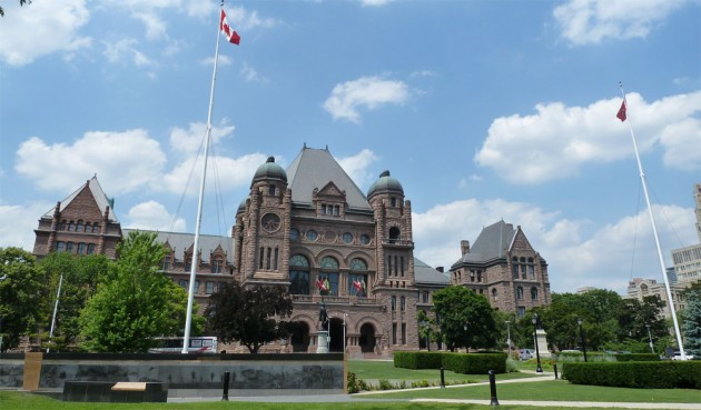 With the announcement of this year's budget shortfall of $8.5-billion, Ontario will have run a budget deficit for eight consecutive years. PHOTO: Priscilla Jordão
