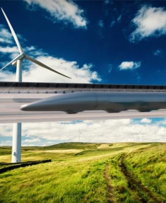PHOTO: Hyperloop Transportation Technologies