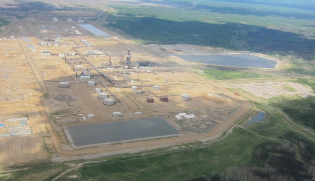 Canadian Natural Resources Limited declared a quarterly loss of $405 million, but said it would have earned $174 million without an increase to corporate tax rates. PHOTO: The Interior, via Wikimedia Commons