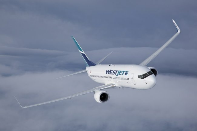 The airline's pilots voted against unionization 564 to 561. PHOTO: WestJet