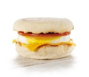 To make its iconic McMuffin and other products, McDonald's Canada currently buys approximately 120 million eggs from Canadian suppliers each year. PHOTO: McDonald's