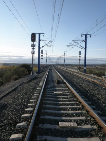 Bombardier's share of the rail contract totals approximately US$86 million. PHOTO: Alstom