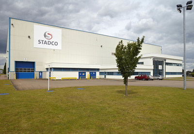UK-based Stadco is a Tier 1 body-in-white supplier whose customers include Ford, GM and Jaguar. PHOTO: Magna