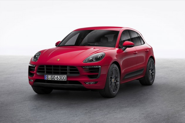 A special version of the Sport Design package in GTS-specific colours is a standard feature of the Macan GTS. PHOTO: Porsche Cars Canada