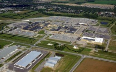 An aerial view of HCM. PHOTO: Honda