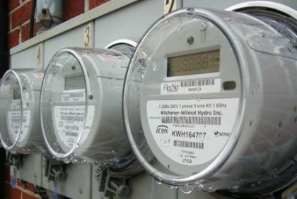 An example of a traditional metering option. CircuitMeter collects the same, or often more data, converts it to data and allows customers to access it anywhere in real-time.PHOTO:CircuitMeter