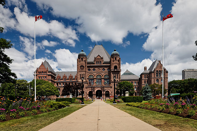 Ontario has an unemployment rate of 7.3 per cent, above the national average of 6.9 per cent. PHOTO: Benson Kua, via Wikimedia Commons