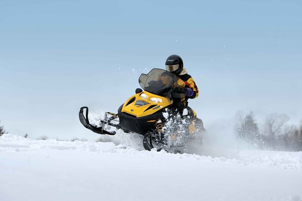 The snowmobile maker said it is investing $118 million in its Valcourt operations over five years. PHOTO: Skeezix1000, via Wikimedia Commons