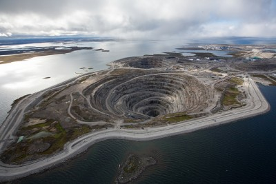 Rio Tinto owns a 60 per cent interest in the Northwest Territoy mine. PHOTO: Rio Tinto
