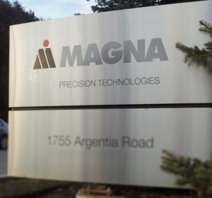 Magna said earlier this year it expects to close the deal by the end of 2015.