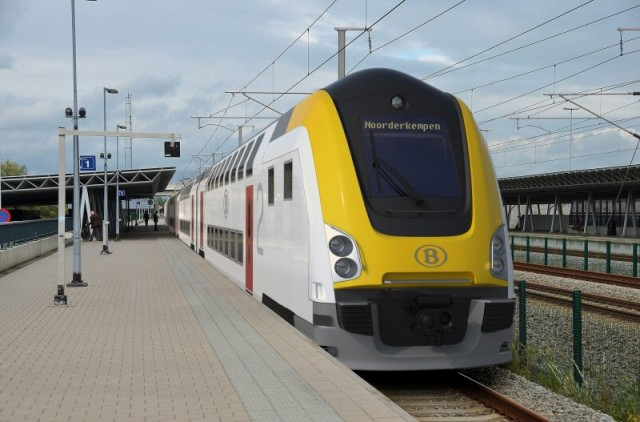 The major contract is the firm firm order for the 445 M7 double deck train cars.