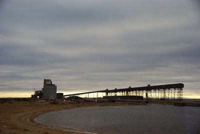 OmniTrax took over the rail line and port in 1997, but is looking to sell after a year of weak grain exports. PHOTO: Martin Lopatka, via Wikimedia Commons