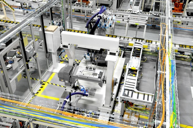 ABB says the first FCHA unit is being launched at Ford's Cleveland engine plant, with additional systems soon bound for three additional plants, including Essex, Ont.,