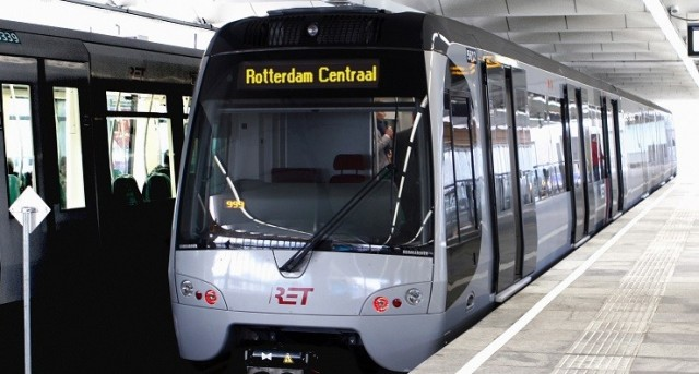The  Rotterdam Transport Company has now ordered 167 FLEXITY vehicles from the rail firm. PHOTO: Bombardier