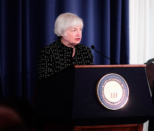U.S. Federal Reserve Chairwoman Janet Yellen. PHOTO: The Federal Reserve