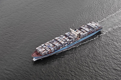 Canada's participation in free trade agreements will allow it to maintain its access to the U.S. market while adding trading partners overseas. PHOTO: Maersk Group