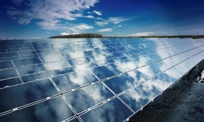 Sarnia, Ont. is another southern Ontario location taking advantage in developments in solar technology. Enbridge operates a photovoltaic plant outside the city. PHOTO: Enbridge