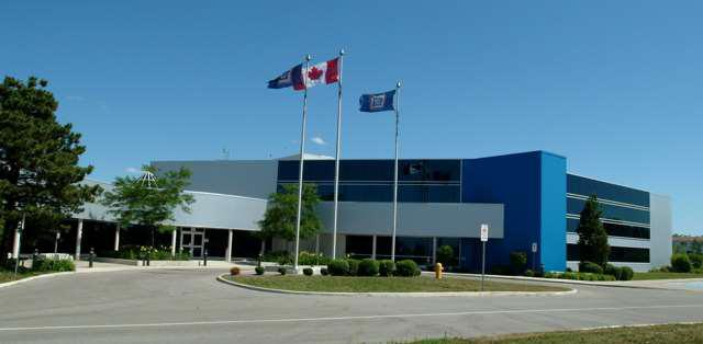 GM's Canadian Engineering Centre in Oshawa, Ont. The automaker announced Dec. 1 the facility will build a fleet of self-driving 2017 Chevrolet Volts. PHOTO: GM