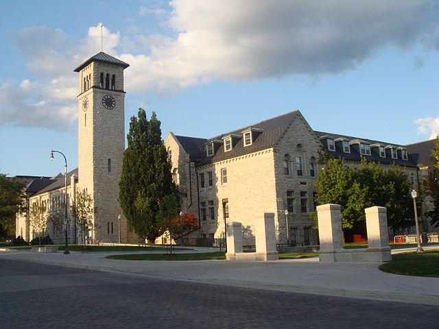 Grant Hall at Queen's University in Kingston, Ont. The project will also include 14 researchers at seven Canadian universities. PHOTO: Shin, via Wikimedia Commons