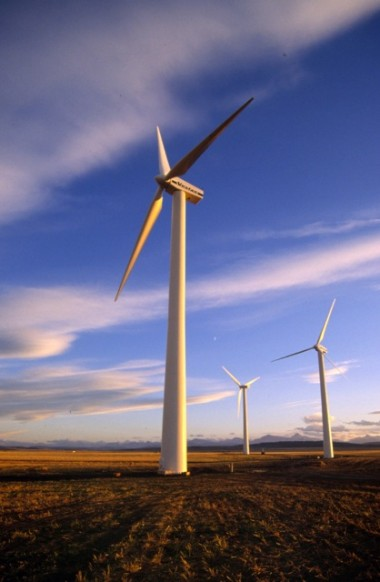 Canada's wind capacity has grown by an average of 23 per cent annually over the past five years. PHOTO: CanWEA