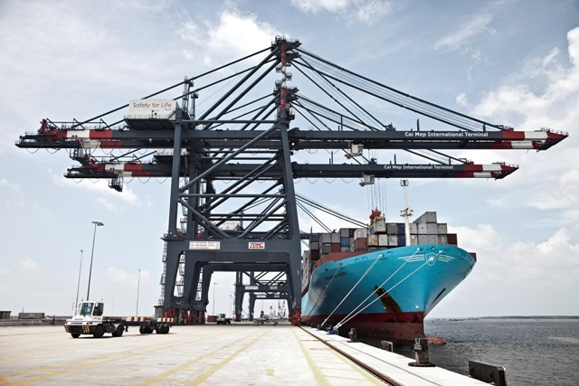 The Canadian government says signing the agreement does not equal ratifying. PHOTO: Maersk Group