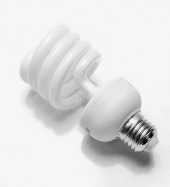 CFL's experienced a brief moment in the sun, making up 30 per cent of bulb sales for a few short years. PHOTO: Mk2010, via Wikimedia Commons