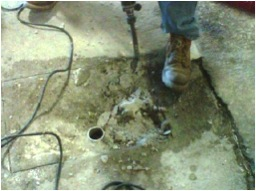Concrete floor henkel