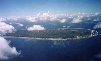 The island and Nauru in the south Pacific is one of many areas threatened by rising sea levels. Numerous coastal cities worldwide could also struggle with the rising tides.