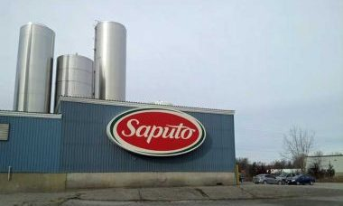 With 25 plants in Canada and 55 worldwide, Saputo is Canada's largest dairy