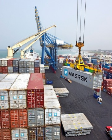 PHOTO: Maersk Group