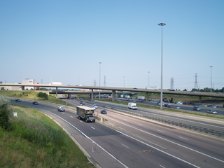 The expansion will extend Highway 427 north of Toronto to Vaughan. PHOTO: Floydian, via Wikimedia Commons