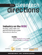 Download the Cleantech Directions report