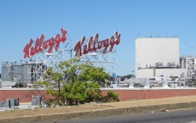 Kellogg's factory  in Memphis, Tenn. PHOTO: Thomas R Machnitzki, via Wikimedia Commons