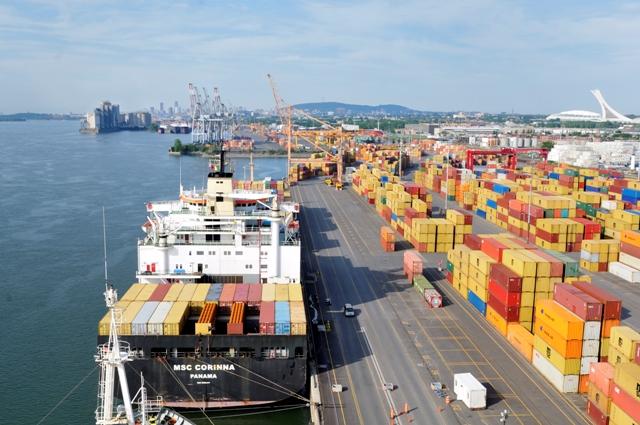 PHOTO: Port of Montreal