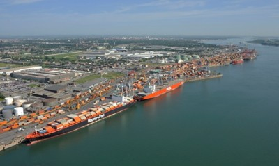 The Port of Montreal is the largest container port in Quebec as well as in Eastern Canada. PHOTO: Port of Montreal
