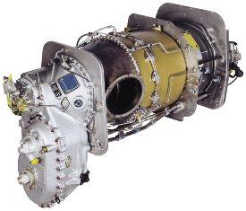 Pratt & Whitney Canada's PT6B-37A Turboshaft Engine PHOTO: Pratt & Whitney Canada