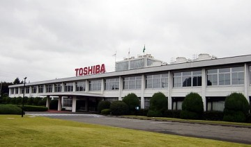 Toshiba said it has also reached an agreement with China's Midea Group to sell its refrigerator business.