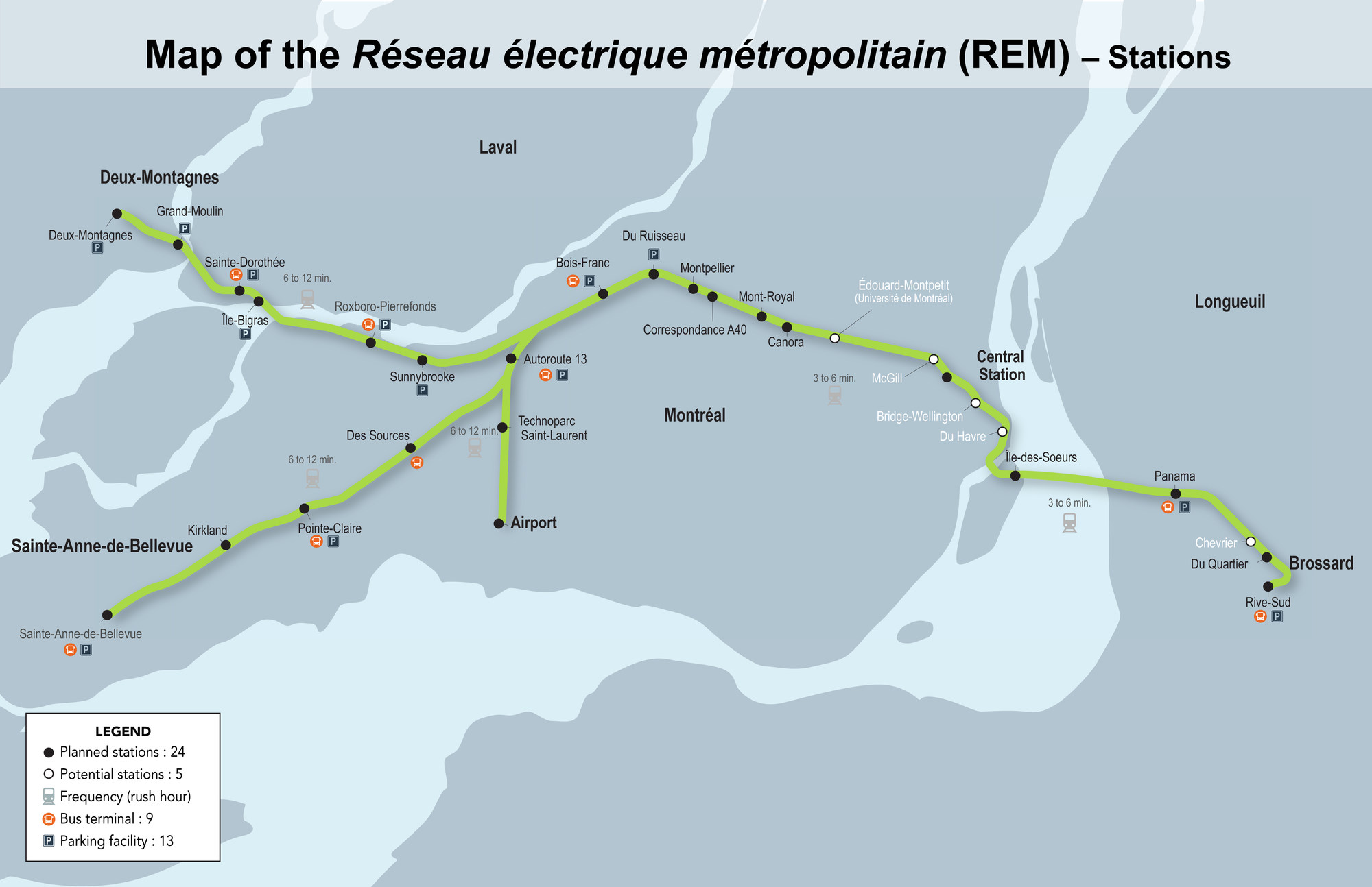 55B Montreal mass transit project takes step toward reality with