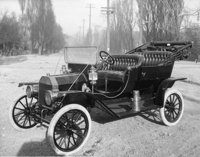 The chassis of Ford Motor Co.'s landmark Model T incorporated vanadium steel. The element is used to strengthen the alloy in a wide range of products today from tool to structural steel.