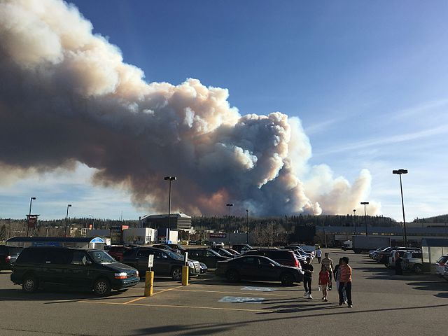 More than 80,000 residents were evacuated from Fort McMuray as the wildfire claimed about 10 per cent of the city. PHOTO: Jason Woodhead, via Flickr